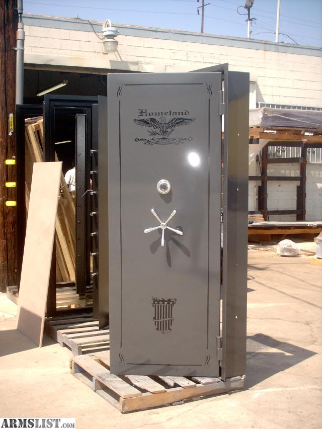 Armslist for sale gun vault doors gun room door and for Walk in gun vault room