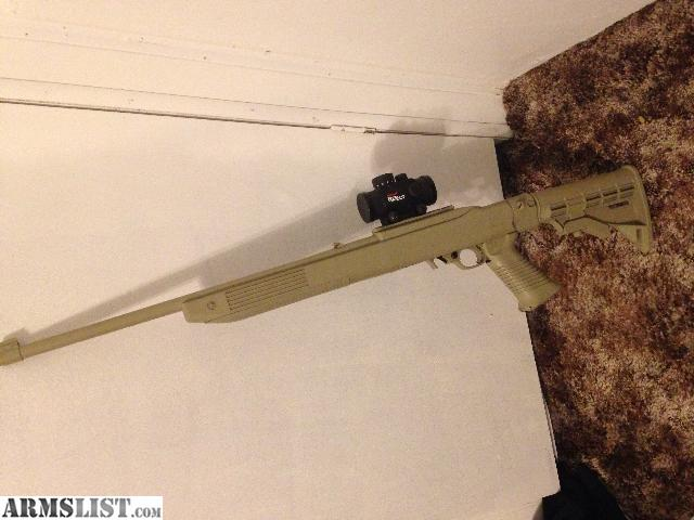 armslist for sale ruger 10 22 stainless model tapco intrafuse stock
