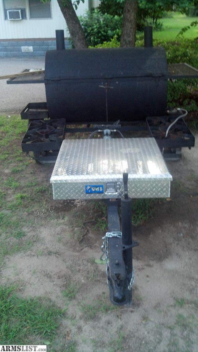 Hog cooker for sale or trade for guns