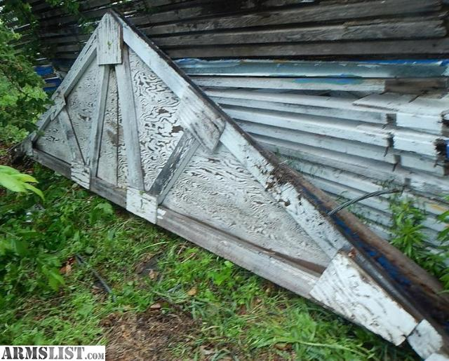 Armslist For Trade Wood Trusses