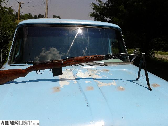 ARMSLIST - For Sale: Russian WW2 Tula 1942 SVT-40