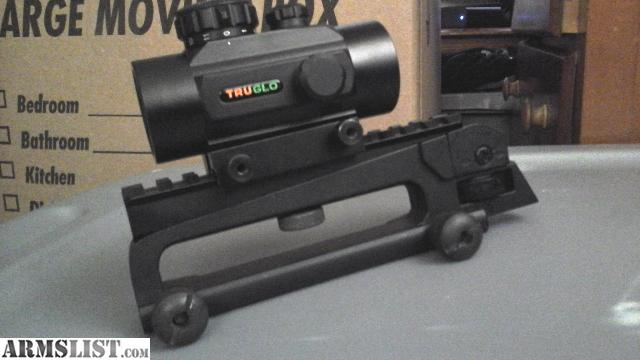 Armslist For Trade Bsa 4x30 Truglo Red Dot Carry