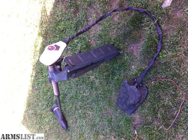 Armslist Minn Kota 40at All Terrain 40 Lb Thrust Foot