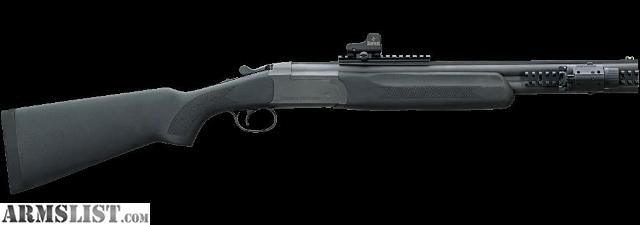 Stoeger double defense over under 12 ga only about 25 rounds through