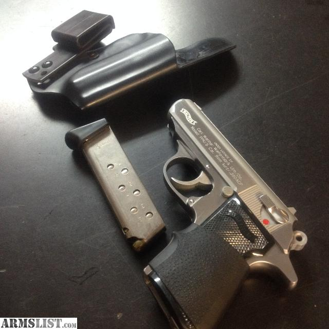 ARMSLIST - For Sale: Walther PPK - 50.6KB