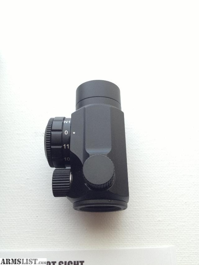 Bushnell Trophy Red Dot Trs 25 3 Moa Red Dot Reticle: Object Moved