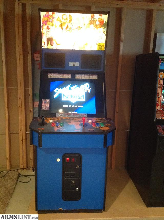 Man Caves For Sale : Armslist for sale arcade machine man cave