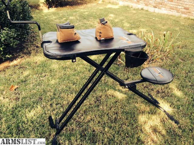 Armslist For Sale Shooting Bench Foldable