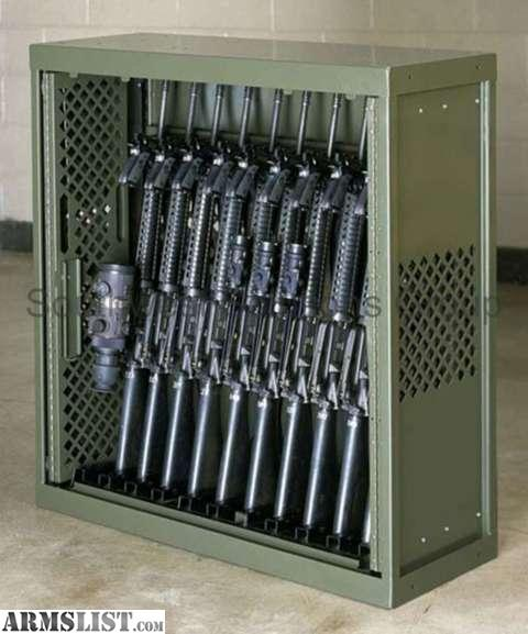 For Sale: Space Saver Universal Weapons Rack