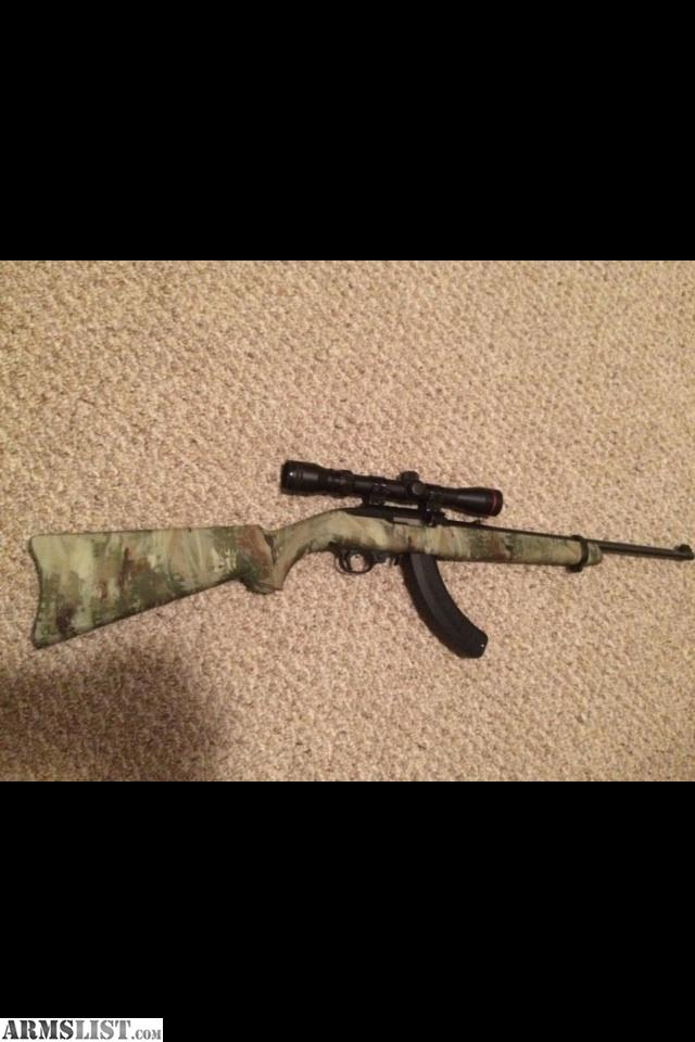 For trade 50th anniversary ruger 10 22