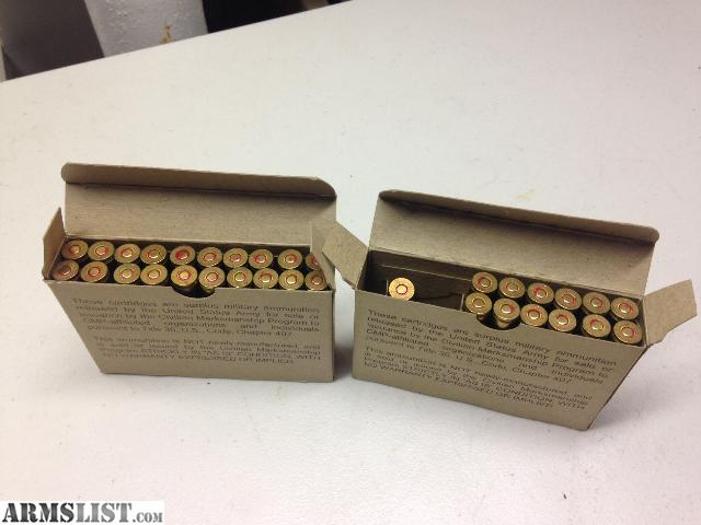 m2 ball 30 06 ammo for sale