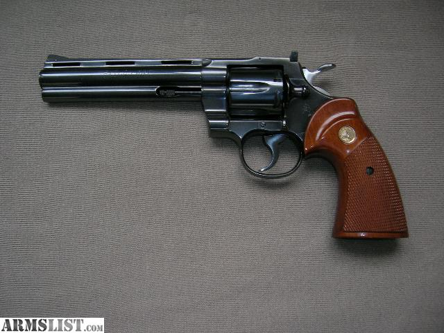 dating colt python serial number The colt python is a 357 magnum caliber revolver formerly manufactured by  colt's manufacturing company of hartford, connecticut it is sometimes referred  to.