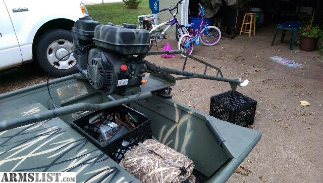 Armslist For Sale Trade 7hp Longtail Mud Motor
