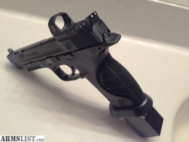 Armslist for sale m p pro core 5 inch mag na port quad for M p ported core 9mm