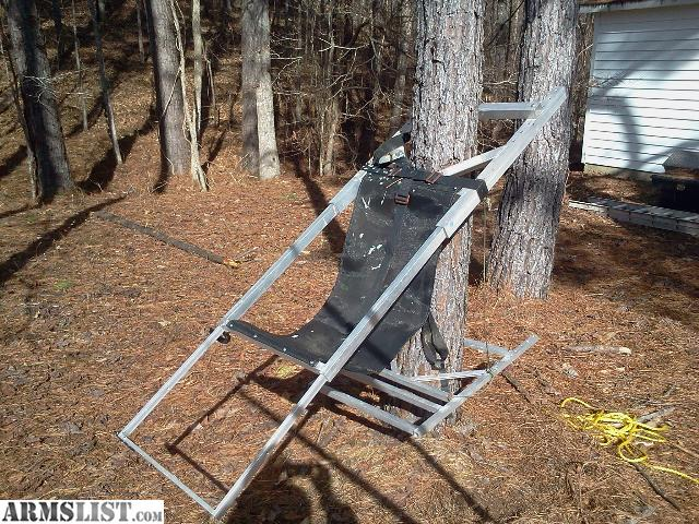 Armslist For Trade Tree Lounge Climbing Stand
