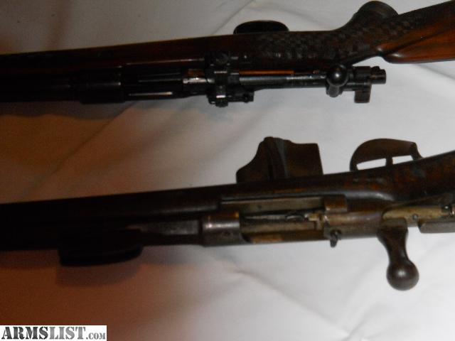Old Military Rifles 86