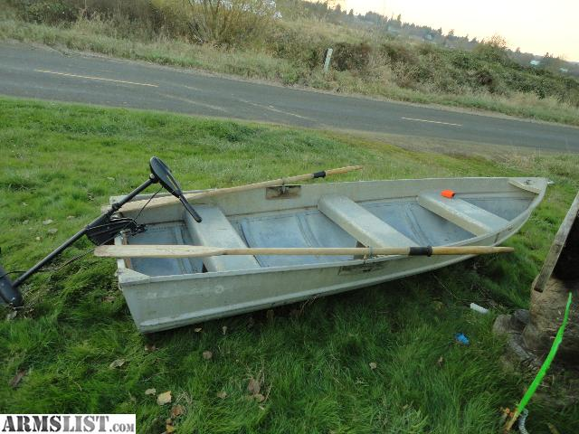 Armslist for sale trade 10ft aluminum v hall personal Aluminum boat and motor packages