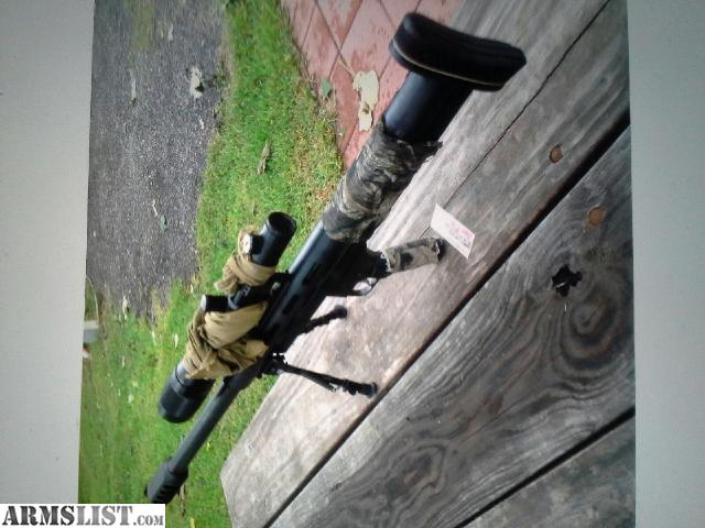 Armslist For Sale Custom Bullpup Sniper Rifle 50bmg W