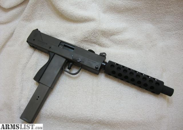 ARMSLIST - For Sale: cobray mac -11 , 9 mm..