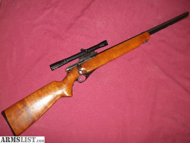 ARMSLIST - For Sale: Mossberg Model 46B .22LR. Bolt Action ...