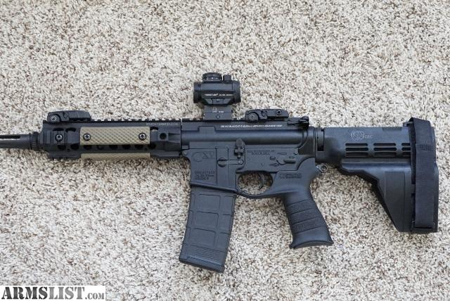 For sale aac 300 blackout pistol