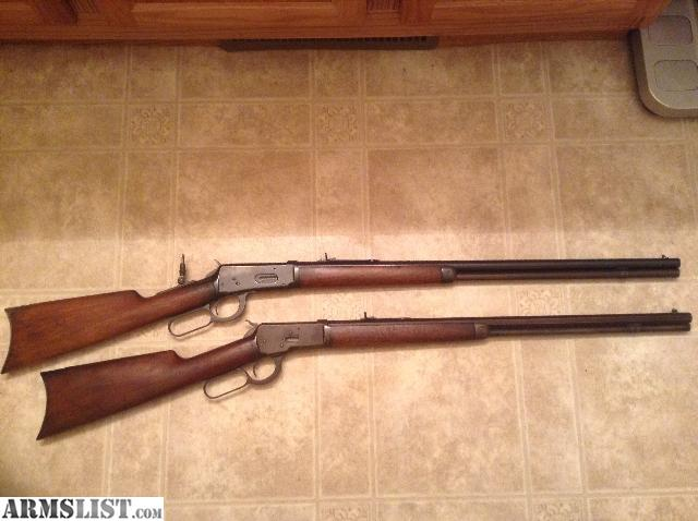 armslist for sale winchester 1892 25 20 cal octagon barrel made in 1903. Black Bedroom Furniture Sets. Home Design Ideas