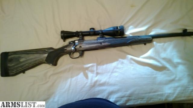 Armslist for sale trade ruger gunsite scout w leupold 4x12 scope