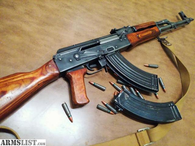 Armslist For Sale Polish Ak With Wood Furniture