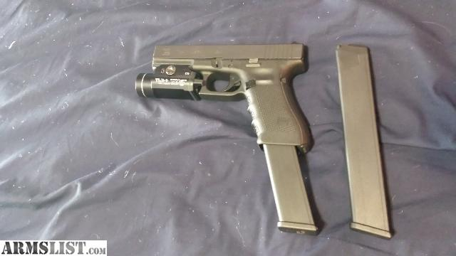 ARMSLIST - For Sale: Glock extended 9mm magazines  ARMSLIST - For ...