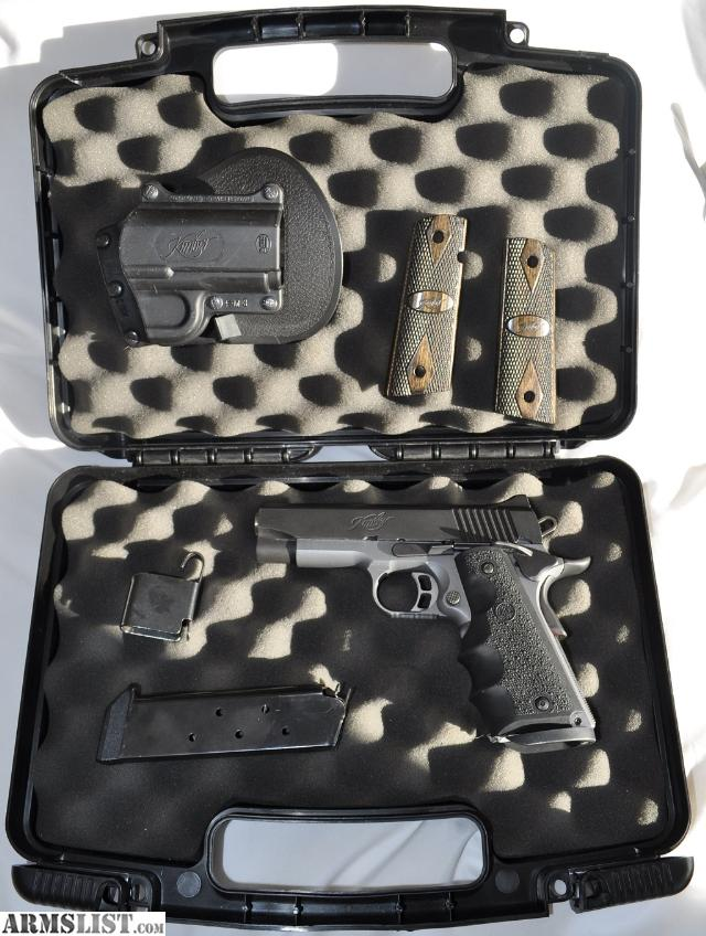 ARMSLIST - For Sale: Kimber Tactical Pro 2 ii 1911 45 Auto ACP ...