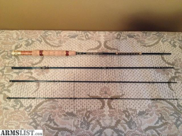 Armslist for sale fly rod for sale for Fly fishing rods for sale