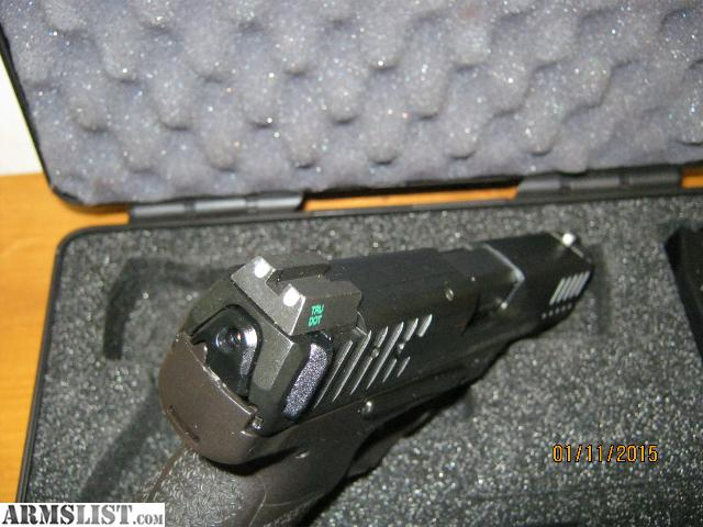 For sale h amp k vp9 le night sights 6 magazines sold pending funds