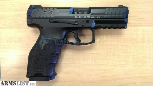 ARMSLIST - For Sale: HK VP9 LE 3x 15rd Night Sights 9MM M700009LE-A5