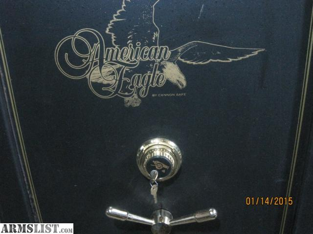 Gun Safe 1200 American Eagle By Cannon