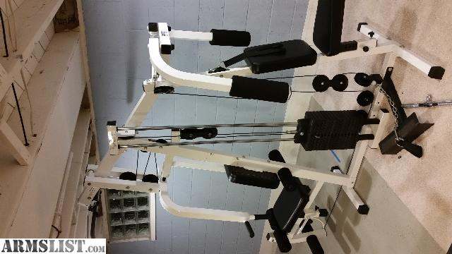 Armslist For Sale Trade Parabody 350 Home Exercise Gym
