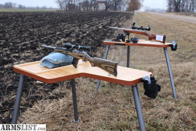 Armslist For Sale Portable Shooting Bench Shooting Table