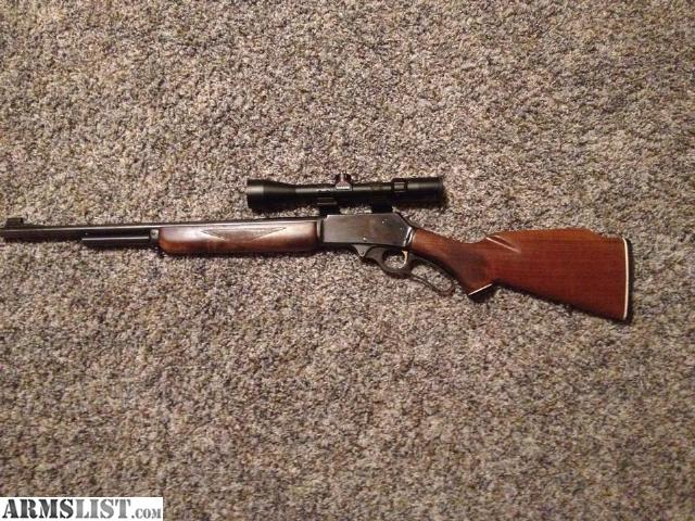 ARMSLIST - For Sale: Nice Marlin 336 30-30 with scope