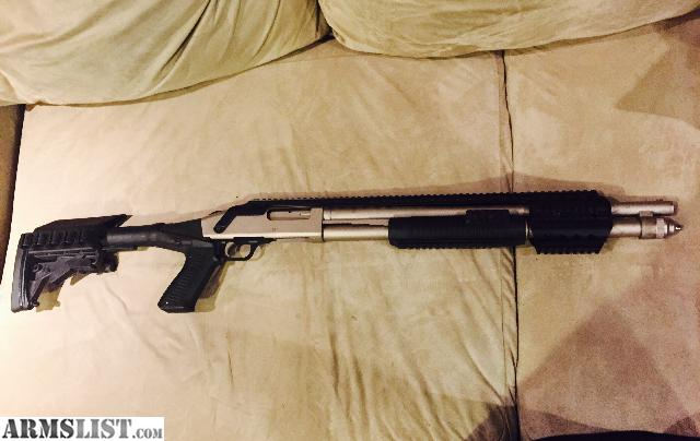 ARMSLIST - For Sale: Mossberg 590 Mariner