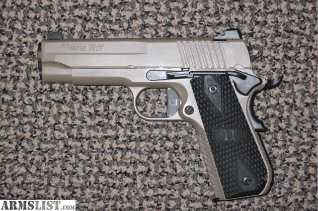 ARMSLIST - For Sale: SIG SAUER 1911 LIMITED EDITION