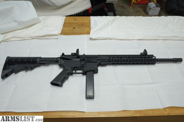ARMSLIST - For Sale: CMMG Mk9T 9mm AR-15 Carbine