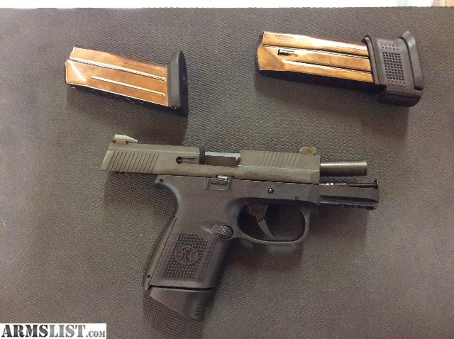 Fns 9mm Compact is a Used Fns 9 Compact