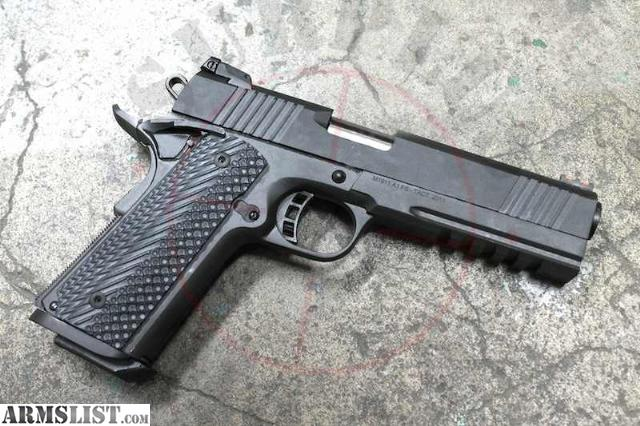 Rock Island Armory  Tactical Fs Mm