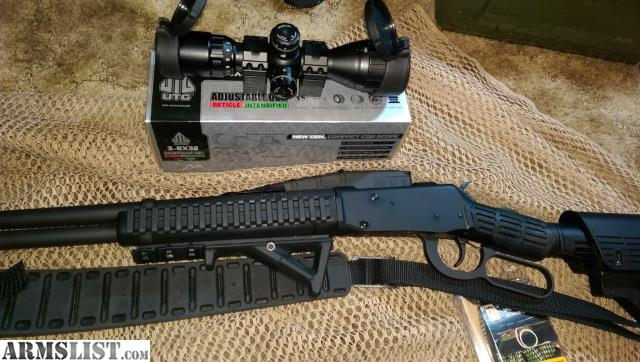Armslist For Sale Tactical Lever Action Mossberg 464