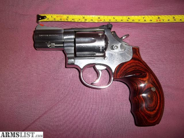 ARMSLIST - For Sale: Smith & Wesson 686-4 .357 Magnum 2.5 ...