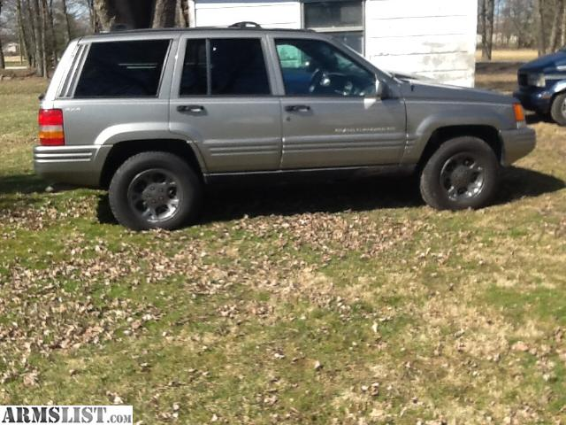 armslist for sale 97 jeep grand cherokee limited very nice. Cars Review. Best American Auto & Cars Review