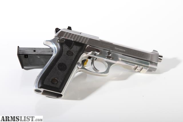 ... - For Sale Trade New 2013 Taurus Pt92 Afs Stainless 9mm With Custom