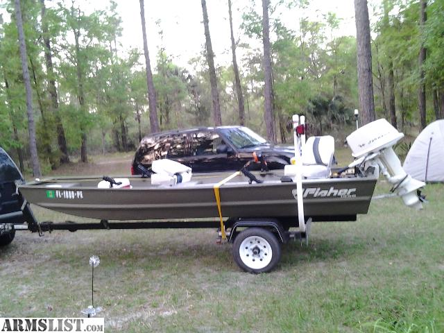 Armslist For Sale 14ft Fisher