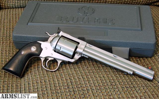 Armslist For Sale Ruger Super Blackhawk Bisley Hunter