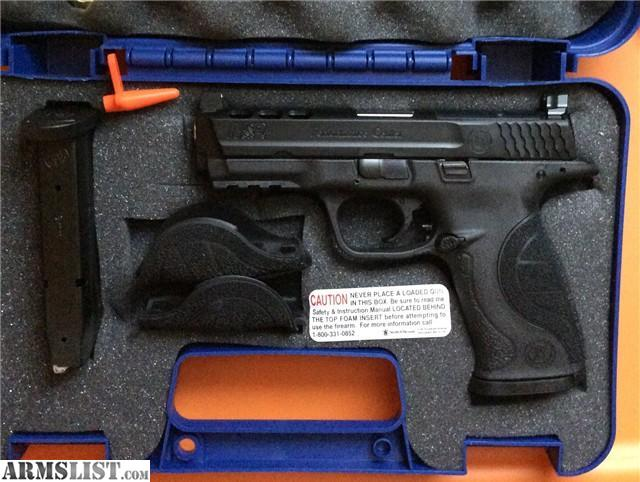 Armslist for sale s w m p 9mm performance center ported for M p ported core 9mm