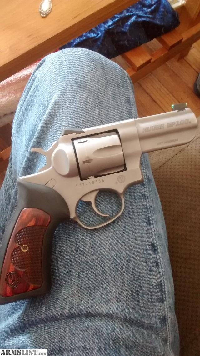 For sale ruger gp100 wiley clapp edition